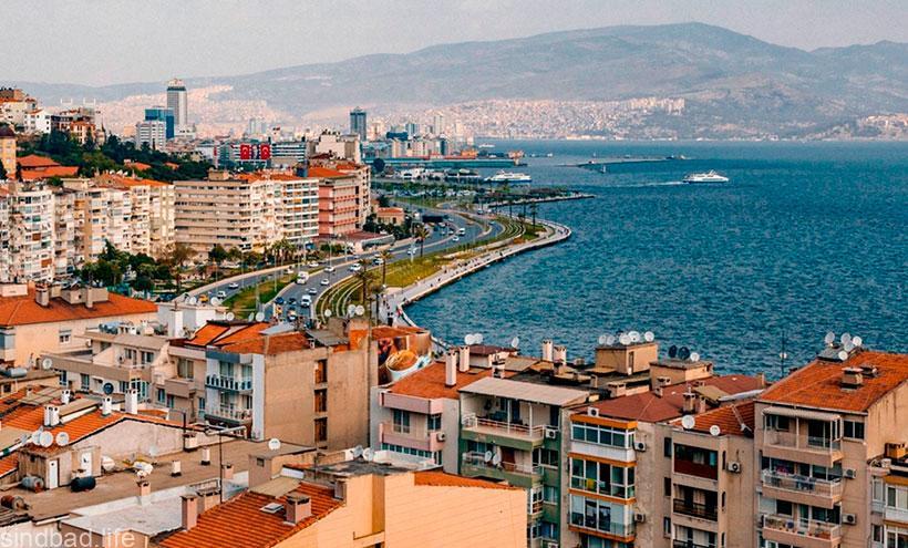 фото города Измир