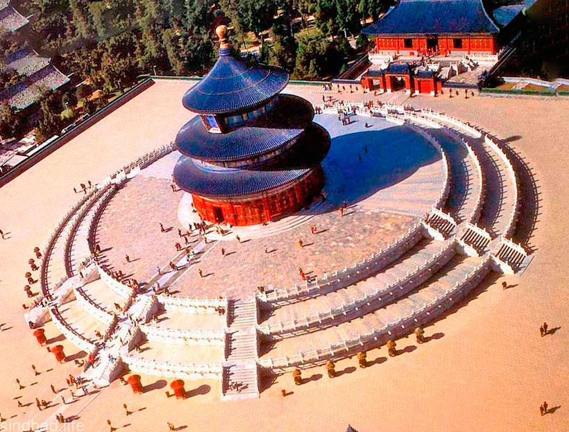 храм неба фото