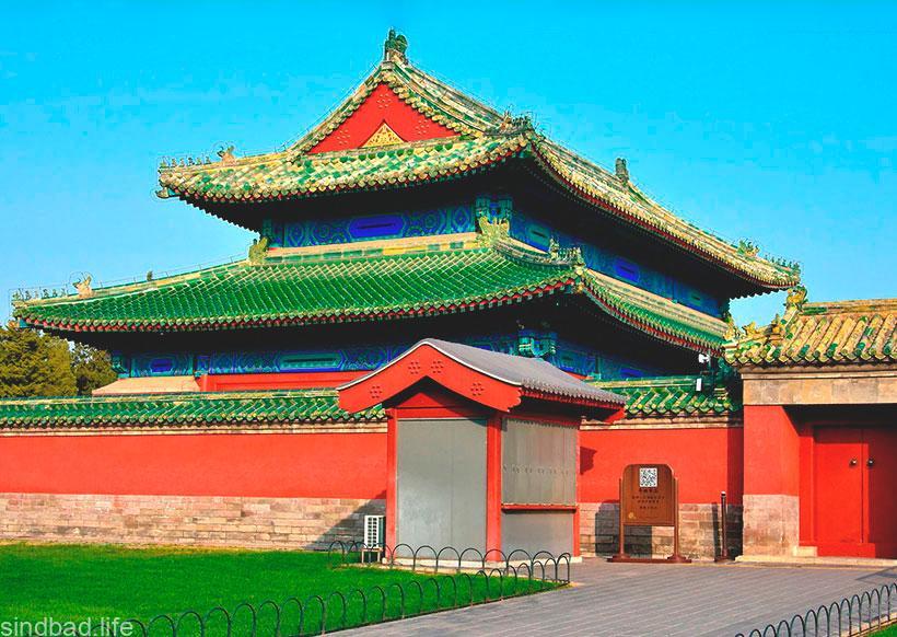 Храм Неба в Пекине фото