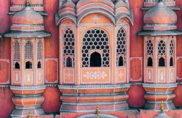 Дворец Хава-Махал в Джайпуре