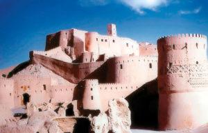 Арг-е Бам, или крепость Бам