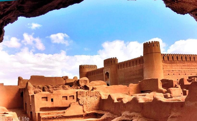 фото крепости Арг-е Бам