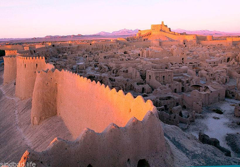 Арг-е Бам крепость
