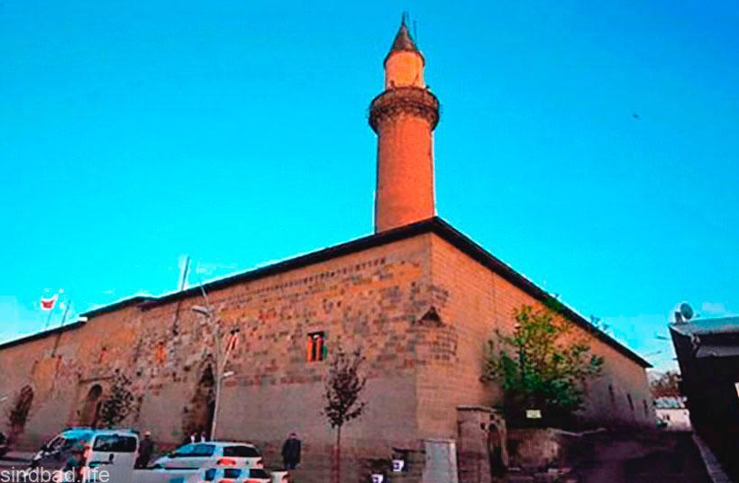 Эрзурум большая мечеть