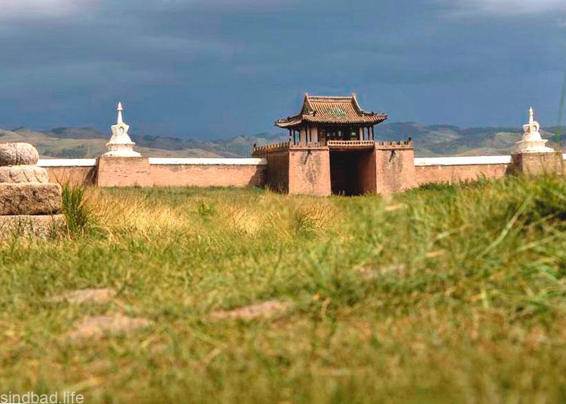 Монгольская империя Каракорум