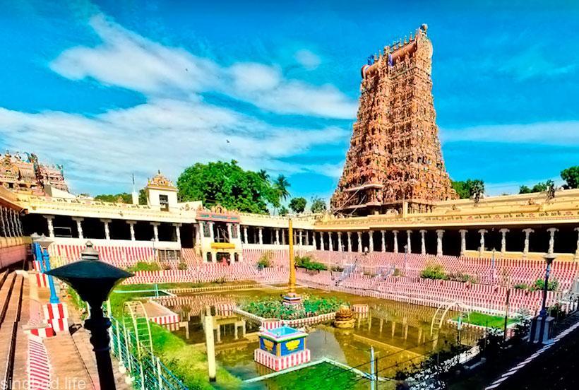 Храм тысячи богов Индия